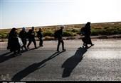 اخبار اربعین 98| آغاز موج بازگشت زائران از مرز چذابه + فیلم