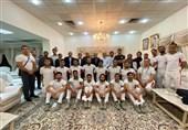 صالحی امیری در جمع بازیکنان فوتبال ساحلی: پیگیر مشکلات شما خواهم بود/ تنها کشوری هستیم که در آن حق پخش را نمیدهند