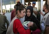 ادعای حمله شیمیایی ترکیه به «راس العین»