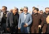 اخبار اربعین 98| بازدید وزیر کشور از مرزهای خوزستان + تصویر