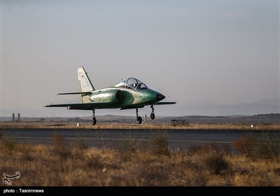Iran Unveils First Homegrown Combat Jet Trainer (+Video)