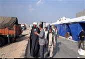 اخبار اربعین 98|برپایی 16 موکب از سوی مردم همدان در کربلا