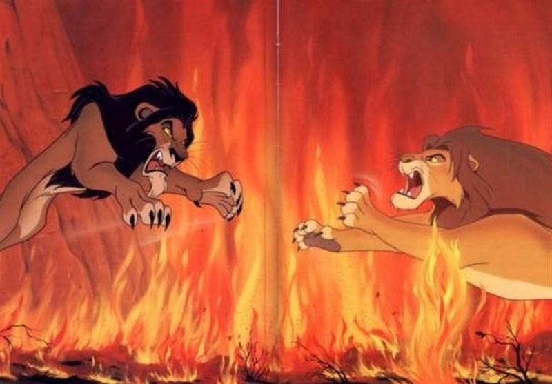 """""""شیرشاه"""" از رقابت انیمیشنهای اسکار جا ماند!"""