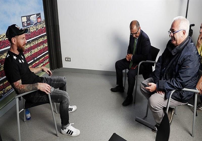 لیونل مسی , کریستیانو رونالدو , تیم فوتبال بارسلونا , فوتبال ,