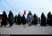 پیادهروی 11 کیلومتری جاماندگان اربعین حسینی در شادگان برگزار میشود