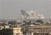 """شهر """"رأس العین"""" به محاصره نیروهای ترکیه در آمد"""
