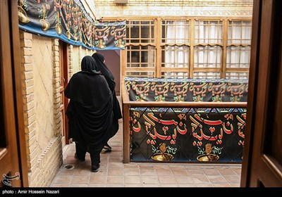 بیت امام خمینی (ره) در نجف