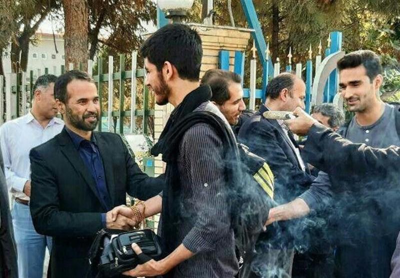 اخبار اربعین 98| اعزام دانشجویان گلستان به پیادهروی اربعین