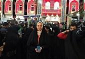 روایت خانم بازیگر از حس و حال حضور در راهپیمایی بزرگ اربعین حسینی (ع)