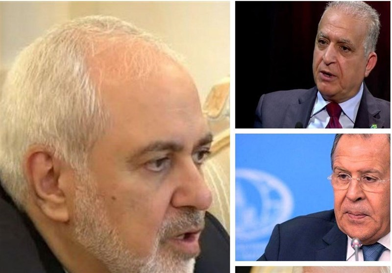 Iranian FM Holds Talks with Foreign Counterparts on Syria
