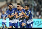 Esteghlal Beats Fajr Sepasi in Hazfi Cup Round of 16