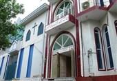 پیوند دوستی 25 ساله کلیسا و مسجد در فیصل آباد پاکستان+ تصاویر