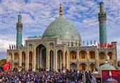 کاشان| «جاماندگان قافله اربعین» به سمت آستان امامزاده آقا علی عباس بادرود رهسپار میشوند