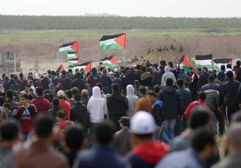 """الفلسطینیون فی غزة یستعدون للمشارکة فی جمعة """"لا للتطبیع"""""""