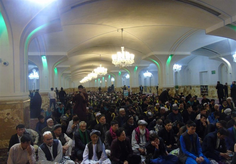 کشور افغانستان , اربعین حسینی| راهپیمایی اربعین ,