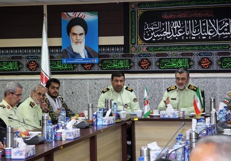 اخبار اربعین 98  فرمانده ناجا: روند بازگشت زائران اربعین حسینی تا هفته آینده ادامه دارد