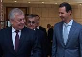 الأسد: یجب وقف العدوان الترکی وانسحاب القوات غیر الشرعیة من الأراضی السوریة
