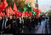 پیادهروی جاماندگان اربعین در استان مرکزی برگزار شد
