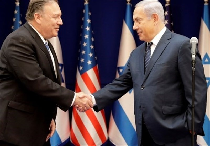 وعده پامپئو به نتانیاهو برای مقابله با ایران