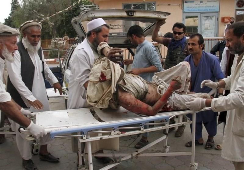 افزایش تلفات حمله به نمازگزاران در افغانستان به 62 کشته و 100 زخمی