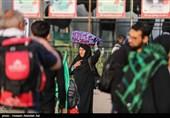 اخبار اربعین 98| تردد روان زائران در مرز شلمچه ؛ بازگشت زائران به کشور + فیلم
