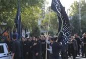پیادهروی جاماندگان اربعین در مشهد مقدس برگزار شد