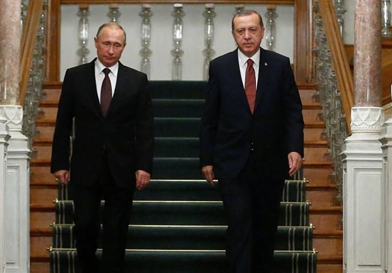 Russian, Turkish Presidents Discuss Northeast Syria