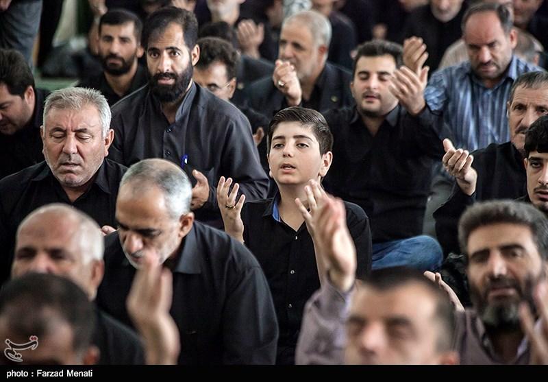 آذربایجان شرقی در اربعین حسینی در سوگ و ماتم است