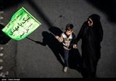 ارائه خدمات به عزاداران راهپیمایی دلدادگان حسینی در قبله تهران؛ ناوگان حمل و نقل عمومی شهرری در آماده باش است