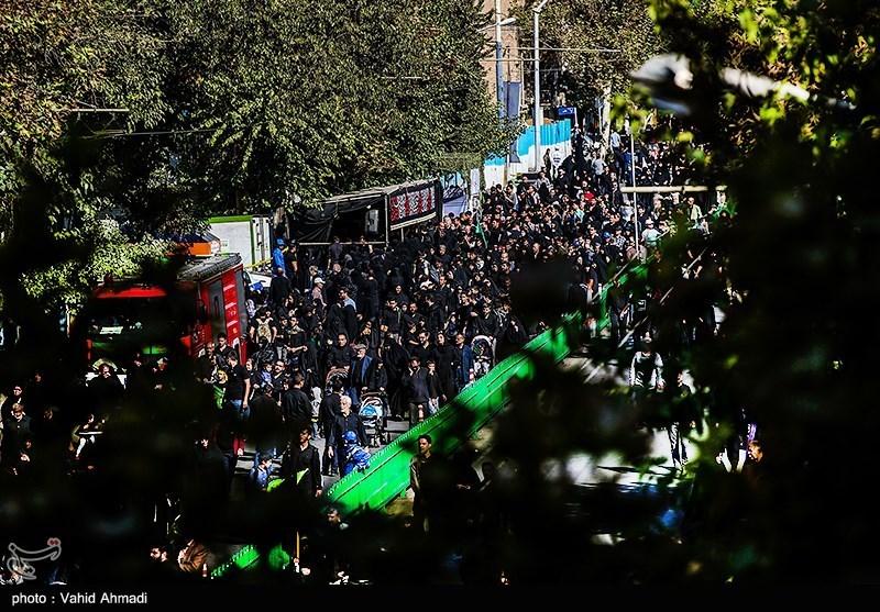 کرمانشاه| امروز دشمنان نظارهگر میلیونها زائر اربعین هستند