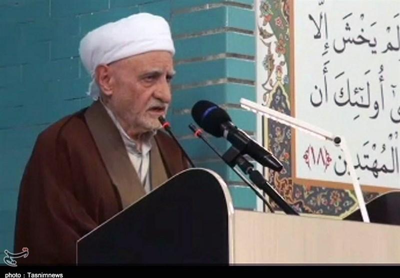 اخبار اربعین 98| ماموستا حسینی: حضور میلیونها نفر زائر در اربعین پاسخی دندانشکن به جریانات جنایتکار تکفیری داد