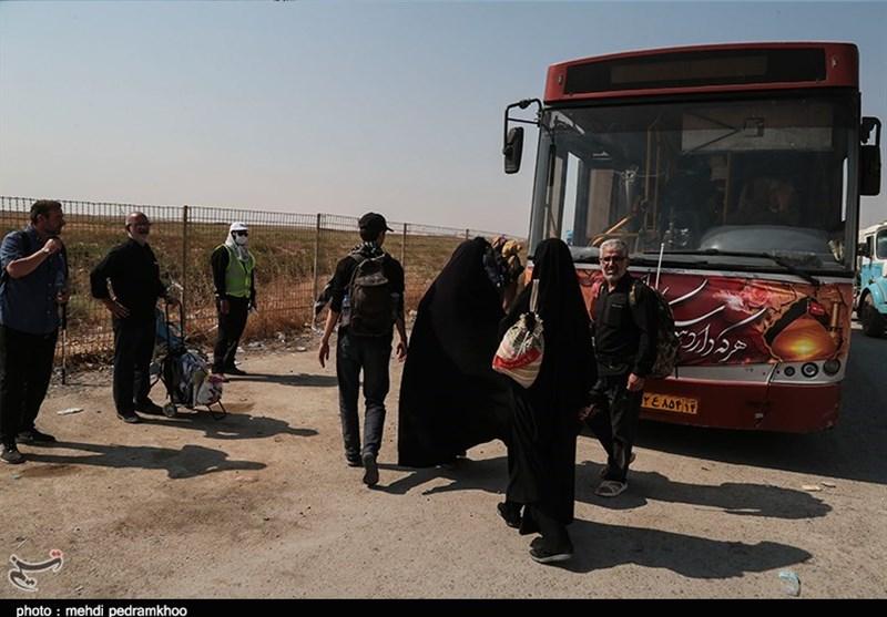 قیمت 400 هزار تومانی بلیت اتوبوس مهران-تهران/ توصیه مهم سازمان راهداری به کاروانهای زیارتی