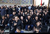 استان البرز یکدست سیاه پوش شد؛ برگزاری اجتماع عظیم اربعین حسینی در کرج