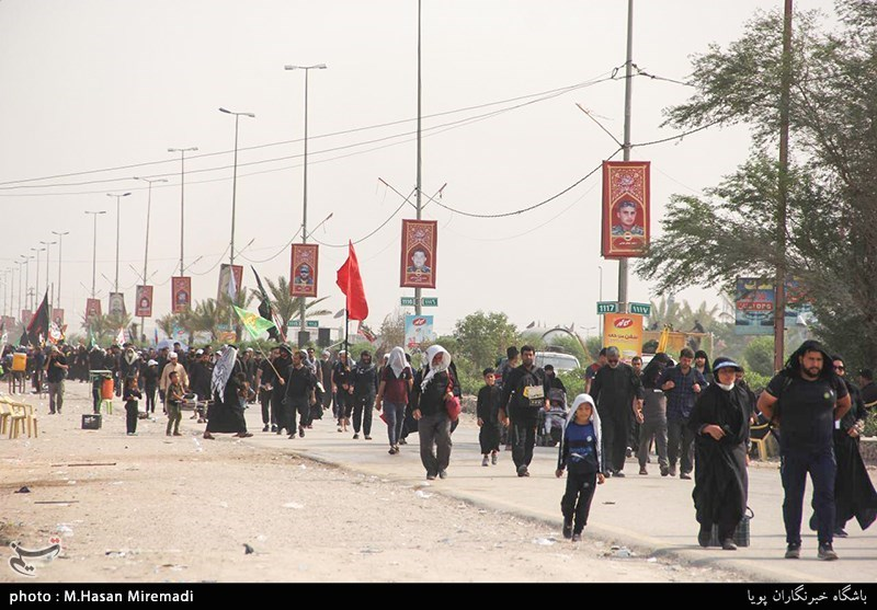 No Foreign Pilgrim Allowed Entry into Iraq for Arbaeen: Envoy