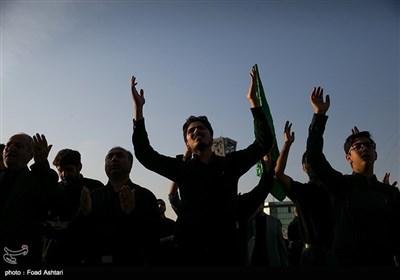 راهپیمایی اربعین حسینی (ع) در تهران