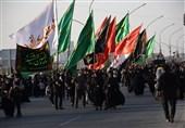 اخبار اربعین| 48 هزار نفر در مراسم اربعین در بقاع متبرکه خراسان جنوبی حضور یافتند