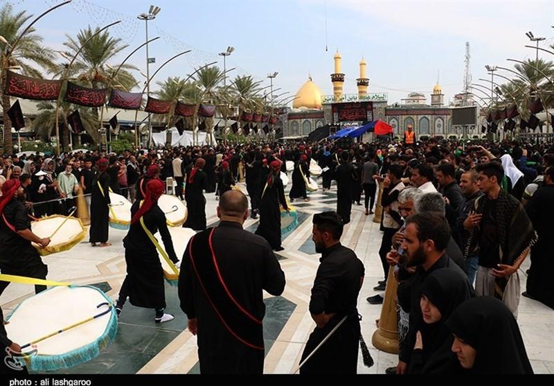 تازهترین اخبار اربعین 98  خدمترسانی تا بازگشت تمام زائران ادامه دارد/ 1500 دستگاه اتوبوس زائران اربعین را به اصفهان منتقل میکند + فیلم