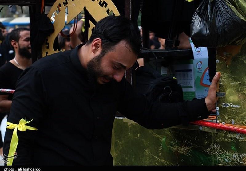 اخبار اربعین 98| غروب اربعین سالار شهیدان در عتبات عالیات + تصاویر