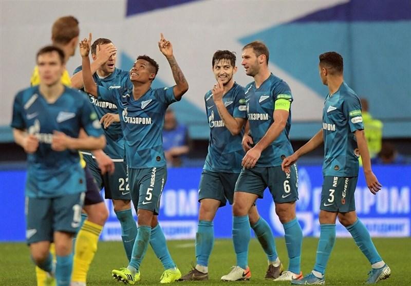 کدام تیم شانس اصلی قهرمانی در لیگ برتر روسیه است؟ + عکس