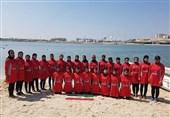 نماینده بانوان ایران در مسابقات دراگونبوت ابوظبی اول شد