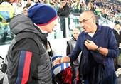 ساری: بازیکنان یوونتوس باید درک کنند حفظ توپ بیهدف فایدهای ندارد/ مجبور بودم از دور با میهایلوویچ حرف بزنم