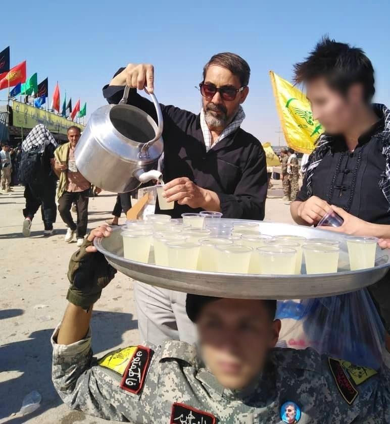 لشکر فاطمیون , جبهه مقاومت اسلامی , اربعین حسینی| راهپیمایی اربعین , مدافعان حرم ,