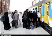 اخبار اربعین 98| موج حضور زائران به وطن در مرز مهران + فیلم