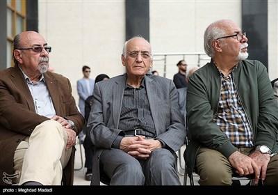محمد سریر آهنگساز و عضو شورای عالی خانه موسیقی ایران