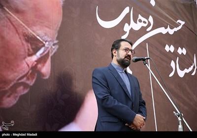 سیدمحمد مجتبی حسینی معاون هنری وزارت ارشاد