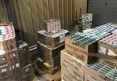 340 هزار قطعه تجهیزات پزشکی غیربهداشتی در ری کشف شد