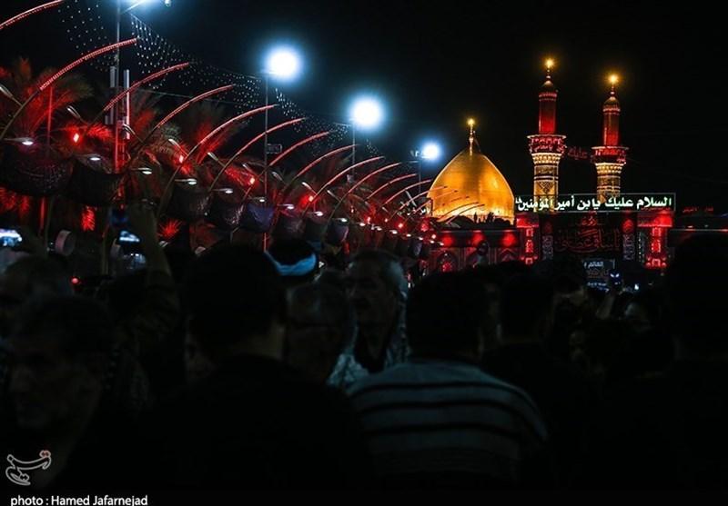 اربعین حسینی| راهپیمایی اربعین ,