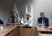 برگزاری مراسم معارفه ایرج عرب در فدراسیون دوومیدانی/ اسبقیان: عرب مدیری تخصصی است
