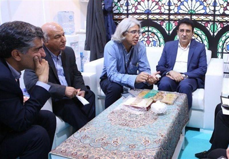 اختصاص فضا به تصویرگران ایرانی در نمایشگاه شانگهای