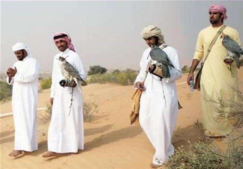 """پاکستان نے عربوں کو سندھ میں """"شکار"""" کیلئے اجازت نامے جاری کردیئے"""